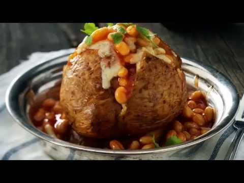 Mccain Chef Solutions Jacket Potatoes Perfect Serve Cooking Guide
