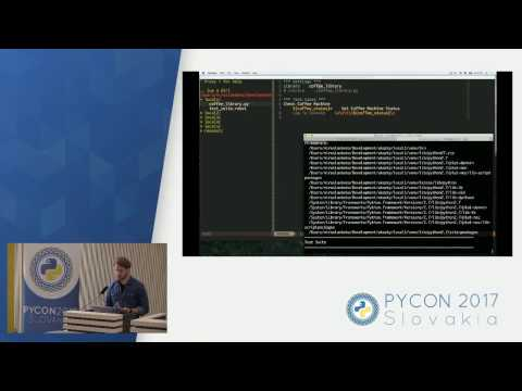 Image from Custom Python Libraries for Robot Framework