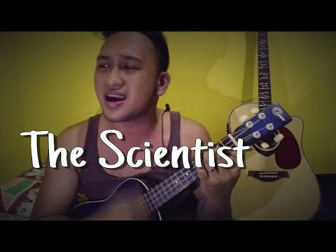 The Scientist Coldplay Ukulele Cover Chords Youtube