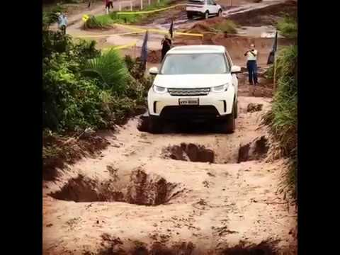 2018 Land Rover Discovery – Off-Road Test