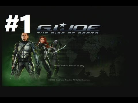 G.I.Joe Mission 1:Foundation Full game Walktrought Gameplay XBOX 360 PS 3 PC