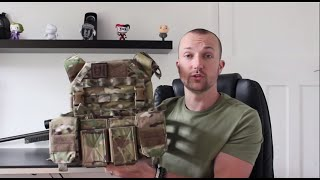 Warrior Assault Systems - Recon Plate Carrier - Pathfinder Chest Rig