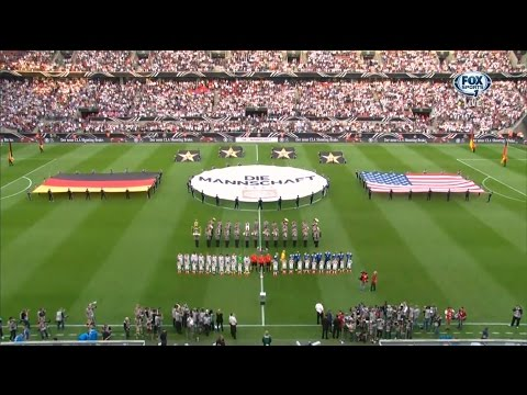 Germany vs USA - Jun 10, 2015 - Full Match