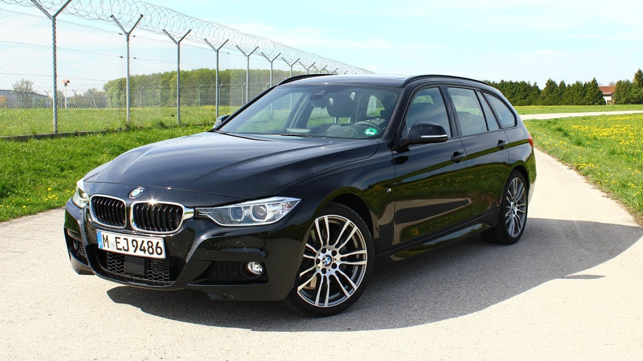2015 Bmw 335xd F31 Touring Test Drive And Review Fahrbericht German Youtube