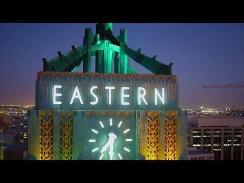Eastern Columbia Bldg. Penthouses DT L.A. | Johnny Depp | STUNNING ESTATE SERIES #2