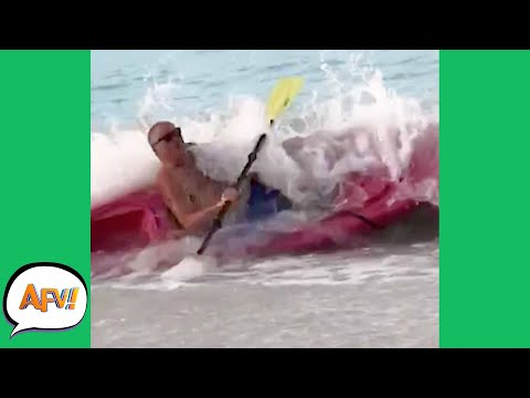 WASHED UP With the FAIL! 😂   Fails of the Week   AFV 2021