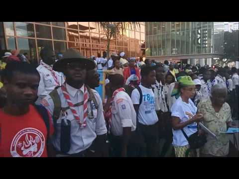 No Comment: Corpus Domini Luanda 2016