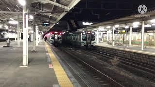 E721系1000番台+0番台普通仙台行き福島駅発車