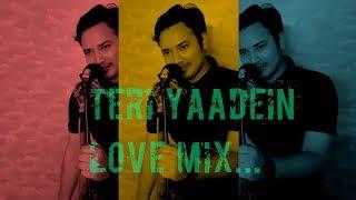 4 songs 1 beat 1 tune   Teri Yaadein Mix   AAKANI-SKYKING