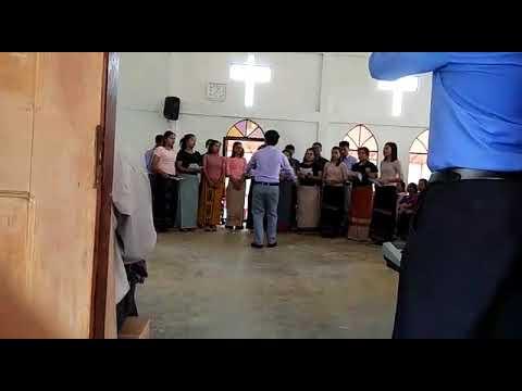 Silchar Mizo Kohhran Zaipawl -Angel Sangsawm