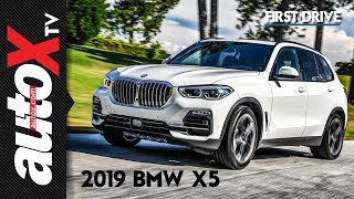 2019 BMW X5 Review | First Drive | autoX