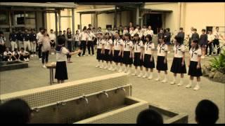 長崎県の五島列島へ、代理の音楽教師のとして数年ぶりに故郷に戻った柏...