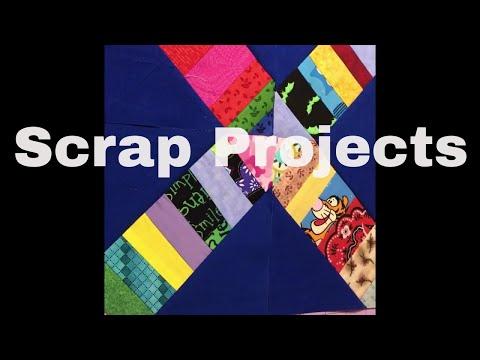 Scraps-Everyone's got them     Some ways I use my strips of calculator paper scraps