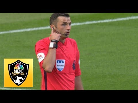Controversy mars thrilling Manchester City-Tottenham clash   Premier League   NBC Sports