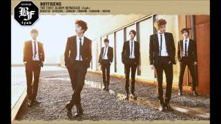 BoyFriend-I YAH [AUDIO/MP3/LINK]