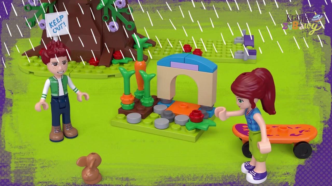 Lego Friends Domek Na Drzewie Mii 41335 Wwwkrainazabawypl