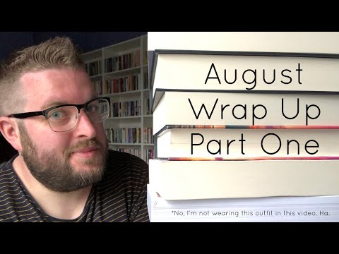 August Wrap Up | Part One | 2018 Mp3
