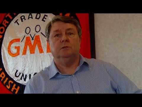 GMB Regional Secretary Paul McCarthy on the Living Wage