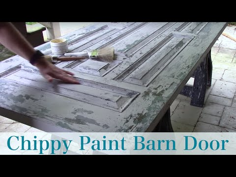 how-to:-chippy-paint-technique