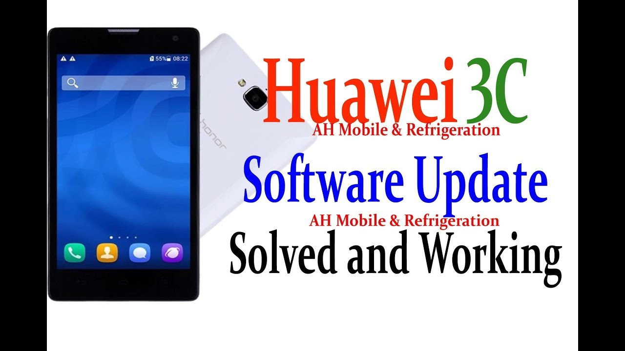 huawei software update download