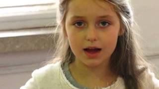 Уроки вокала.Распевка для детей на АРТ-Пикнике Славы Фроловой vocalkiev.com