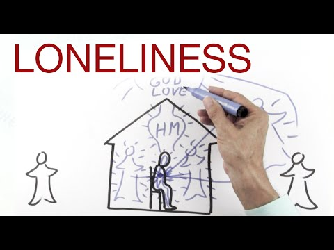 LONELINESS explained by Hans Wilhelm