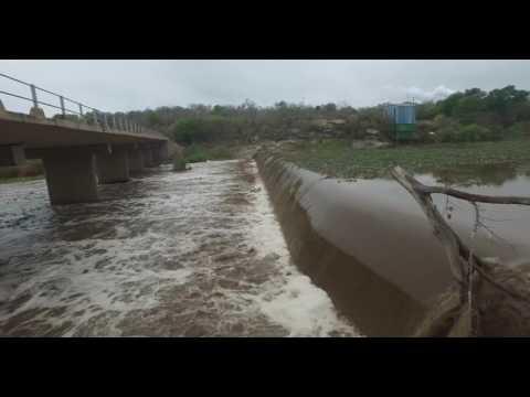 Komati River - After heavy rain storm last night