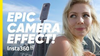 How to shoot this crazy overhead shot