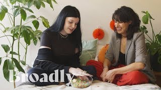 In Bed with Desiree Akhavan: Broadly Meets