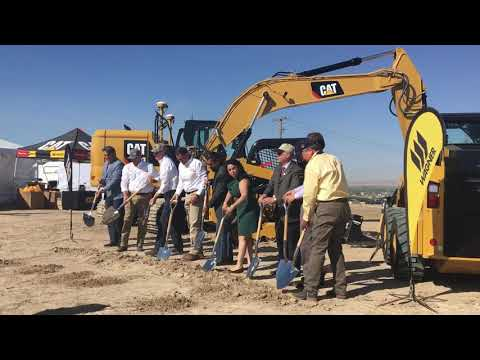 Wagner Equipment Co. - Albuquerque Groundbreaking