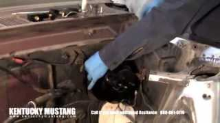 1964 - 1970 Mustang Disc Brake Installation Video - Kentucky Mustang