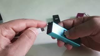 Stun Gun Paralizador Electrico Micro De Bolsillo Llavero USB
