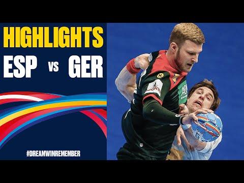 Spain vs. Germany Highlights   Day 3   Men's EHF EURO 2020