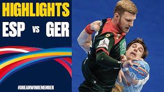 Spain vs Germany Highlights Day 3 Men s EHF EURO 2020
