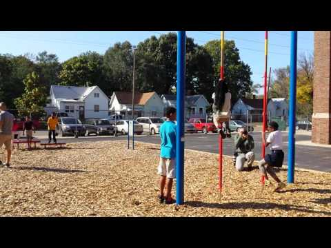 Project Fit America at Feitshans Elementary School