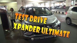 Test Drive Mitsubishi Xpander Ultimate