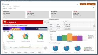 Modifying Dashboards and Navigation Flows in Oracle Enterprise Planning Cloud video thumbnail