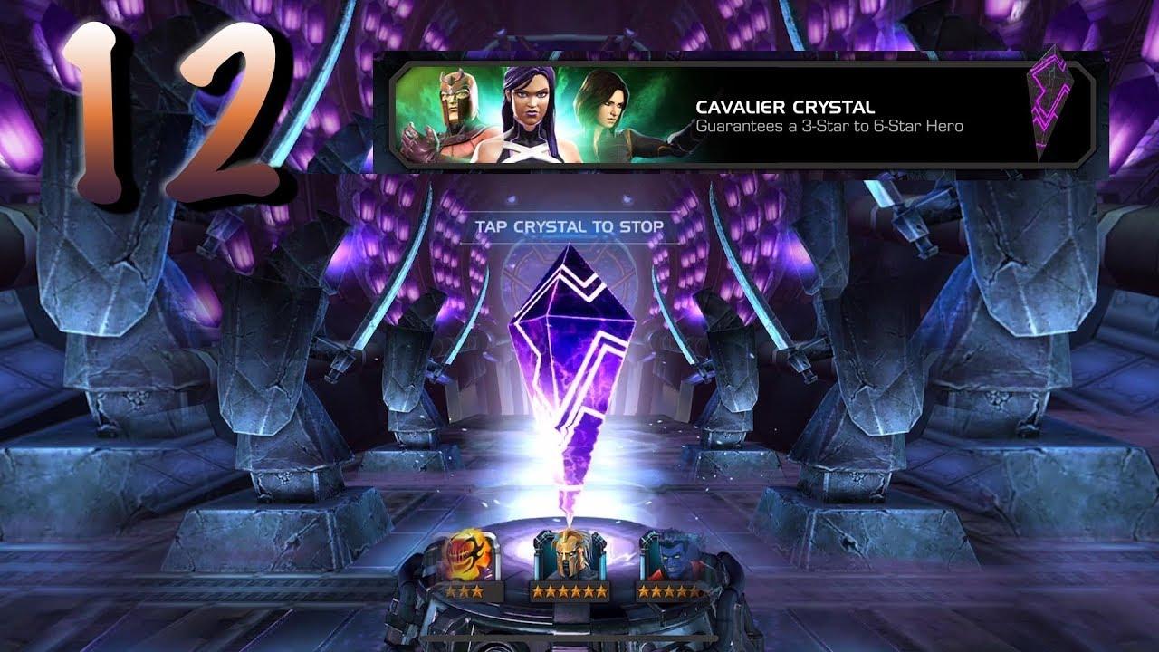 MCOC 12 Cavalier Crystal opening!