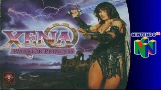 Nintendo 64 Longplay: Xena: Warrior Princess: The Talisman of Fate