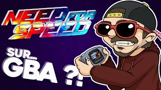 NEED FOR SPEED sur GAME BOY ADVANCE ?!? - PuNkY