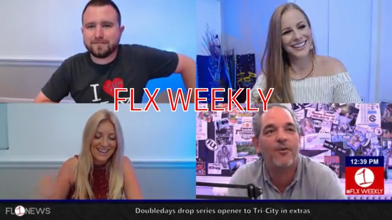 Rain moving out, August set to move in .::. FLX Weekly with Jessica Lahr 7/25/18