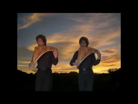 Let's play pan flute No.14 Londonderry Air ロンドンデリーエア Susumu