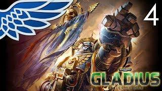 WARHAMMER 40K GLADIUS | Tomb Siege Part 4 - Let's Play Warhammer 40,000 Gladius Relics of War