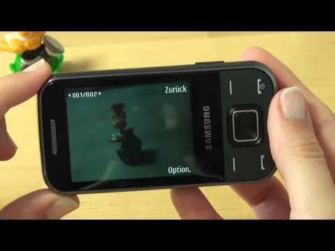 Samsung GT C3750 Test Kamera