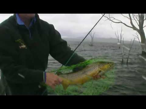Fly Fishing, Tasmania Travel Video Guide