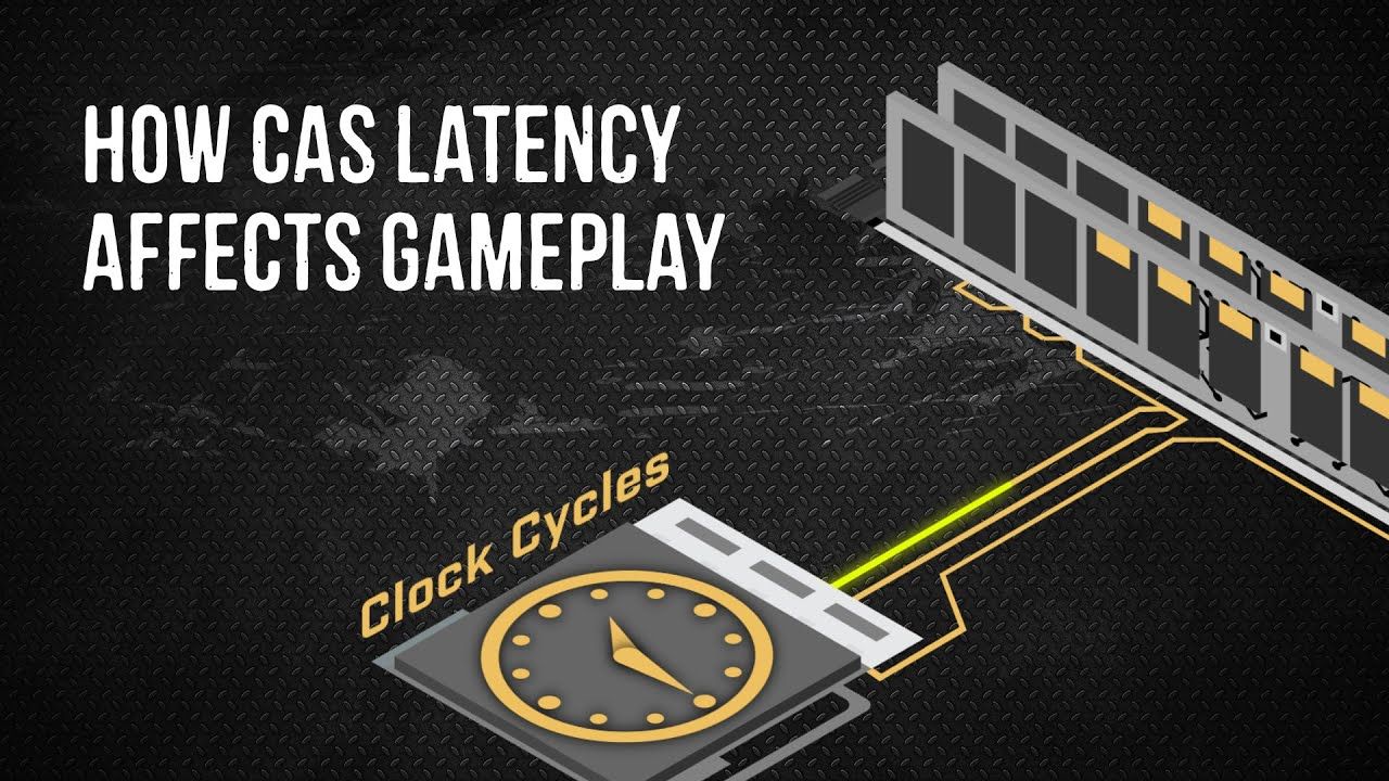 PC Gaming Tech Tips: How CAS Latency Affects Gameplay