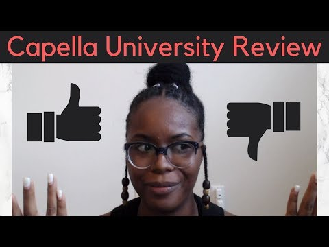 Capella University Review | Is it Legit? Is it Worth it? | Graduate School Program