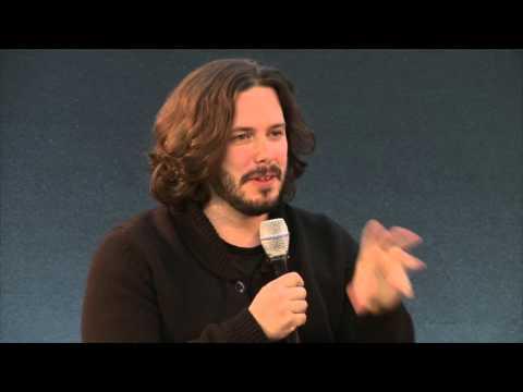 Edgar Wright  Meet the Filmmaker The World's End Q&A Reagent Street Apple store 2013