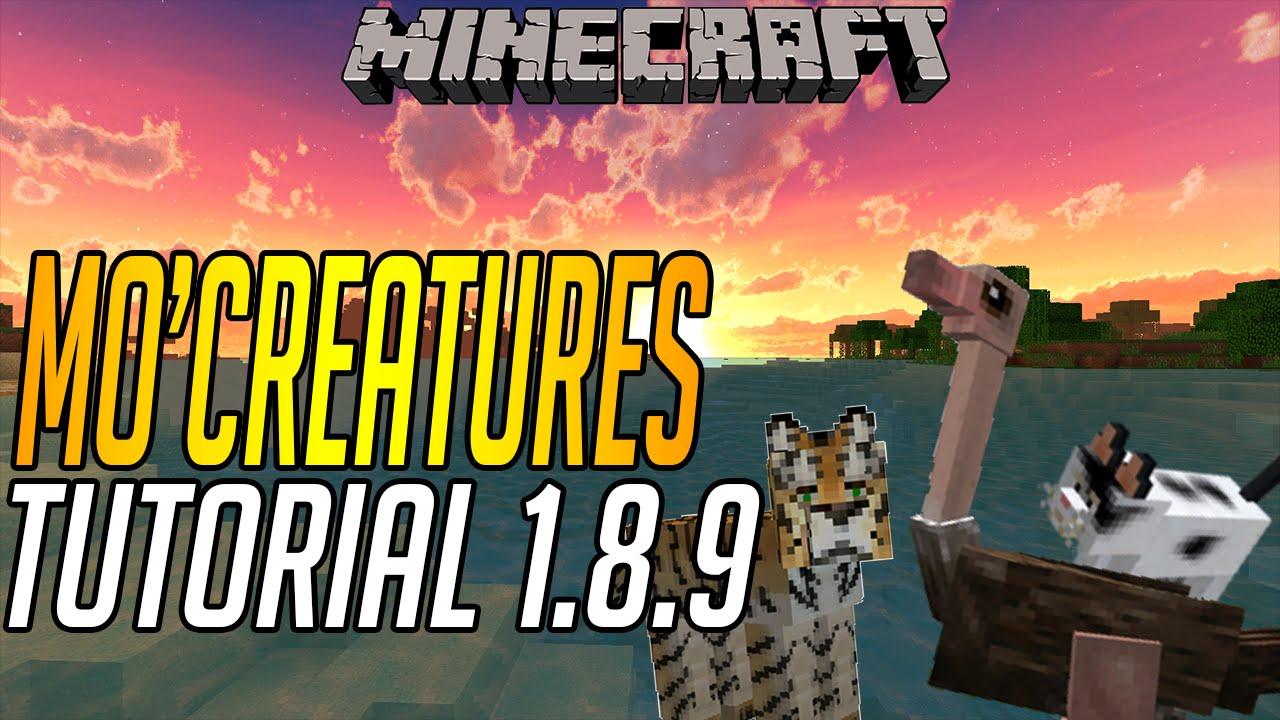 Mo'Creatures Mod 1.16.2/1.12.2/1.10.2 - Wminecraft.net