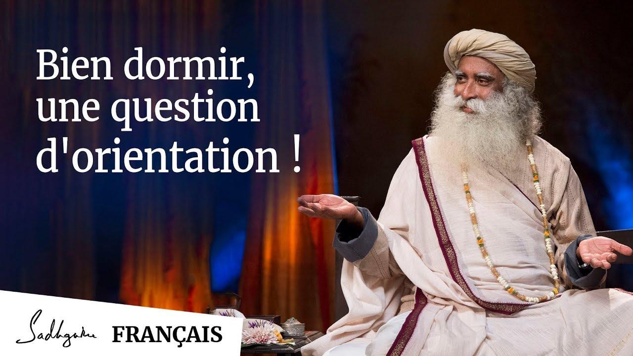 Bien Dormir, une Question d'Orientation ! | Sadhguru